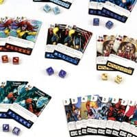 X-Men Forever Campaign Box: Marvel Dice Masters